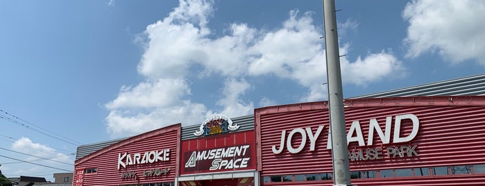 JOYLAND 鯖江店 is one of PASELIチャージャー設置店舗@北陸三県.