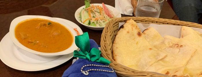 Ganesh / インド料理ガネーシュ 本通り店 is one of Travel Restaurant List.