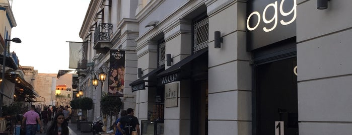 Hard Rock Cafe Athens is one of Athens Best: Bars.