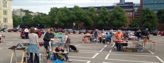 Kirpputori, Flea Market and Cafe is one of Places to visit in Finland.