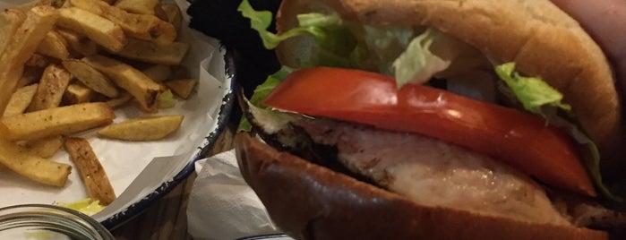 Honest Burgers is one of สถานที่ที่ ирина ถูกใจ.