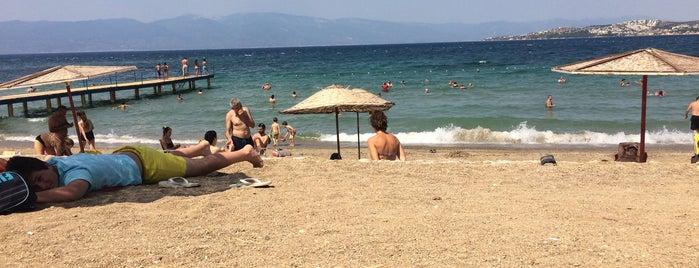 Sırataşlar Plajı is one of Balıkesir Plajları.
