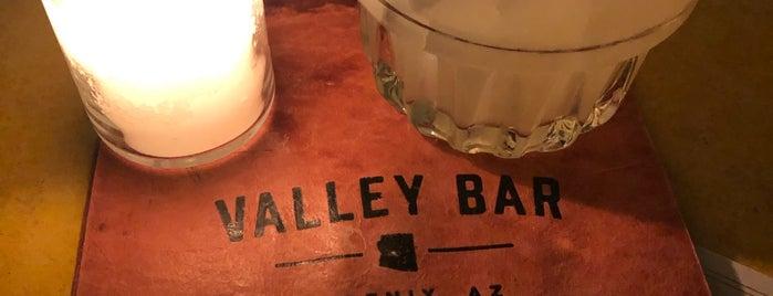 Valley Bar is one of Orte, die Anthony gefallen.