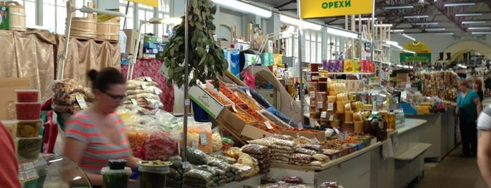 Рынок | Markkinat | Market is one of Выборг.