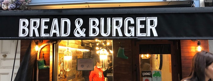 Bread&Burger is one of İstanbul 4.