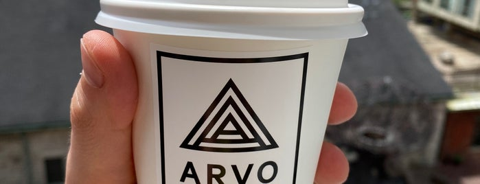 Arvo is one of Toronto.