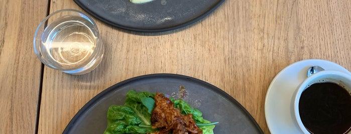 Oliv Eat is one of Gespeicherte Orte von Jörg.