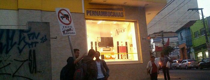 Pernambucanas is one of สถานที่ที่ Andrea ถูกใจ.