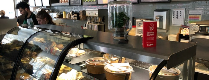 Starbucks is one of Berlin.