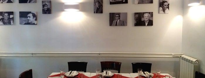 Restoran Grmeč is one of Lieux qui ont plu à Gülsün Gülay.