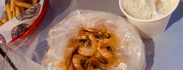 Hot N Juicy Crawfish is one of New York.