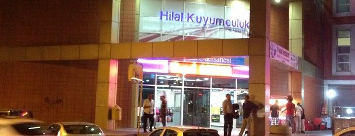 Başak Center is one of Ebru'nun Beğendiği Mekanlar.