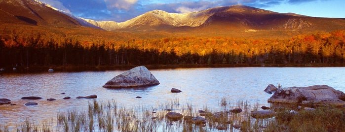Baxter State Park is one of Dana 님이 좋아한 장소.