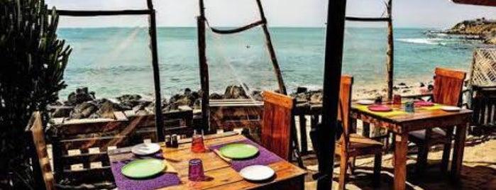 So Beach is one of Dakar.