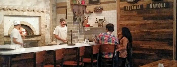 850°F Bar & Pizza is one of New Atlanta 2.
