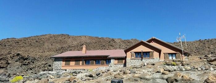 Refugio de Altavista del Teide is one of Lugares guardados de Evgeny.