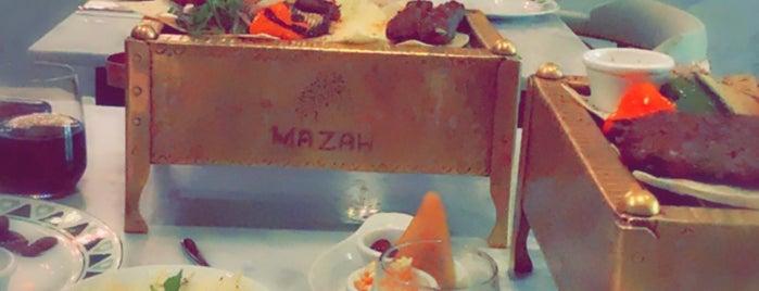 Mazah is one of Lugares favoritos de Carlos.