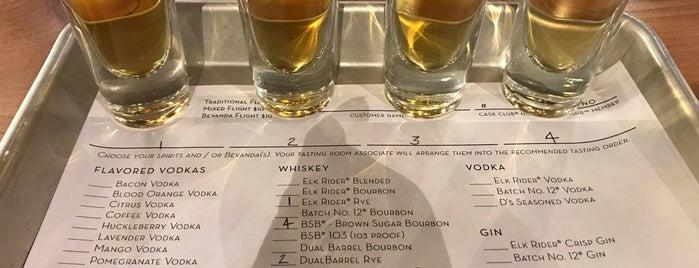 Whiskey in Seattle