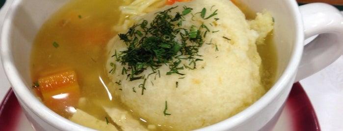 Ben's Best Kosher Delicatessen is one of America's Best Jewish Delis.