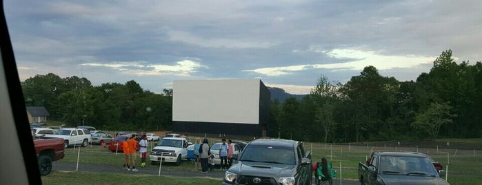Hounds Drive-In is one of TAKE ME TO THE DRIVE-IN, BABY.