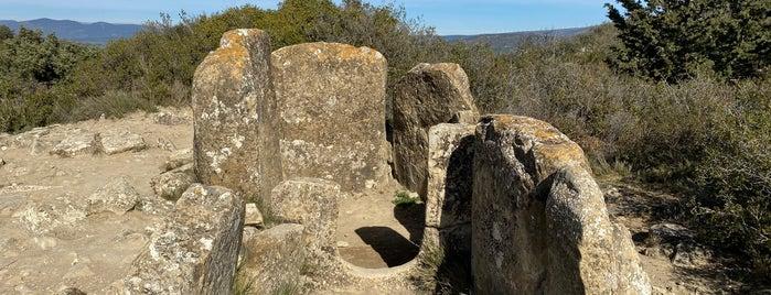 Dolmen de Artajona is one of Reyno de Navarra, Tierra de Diversidad.