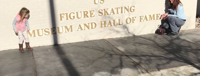 Figure Skating Hall of Fame is one of Historical Sites, Museums.
