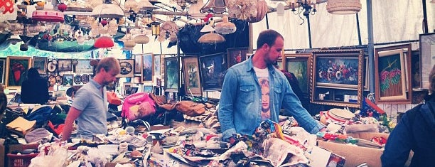 Flohmarkt am Mauerpark is one of Let's go to Berlin!.