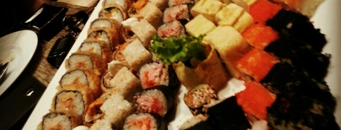 Assorti Restaurant & Sushi Bar is one of Ali 님이 저장한 장소.