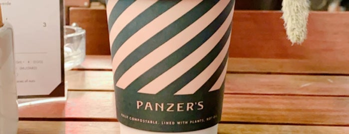 Panzer's is one of Markets in London.