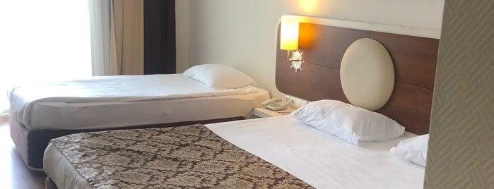 Amara Prestige Hotel is one of Lugares favoritos de Арина.