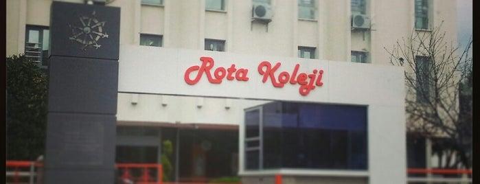 Rota Koleji is one of Lieux qui ont plu à Seçil.