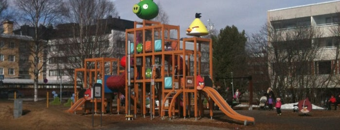 Angry Birds Activity Park is one of To go.