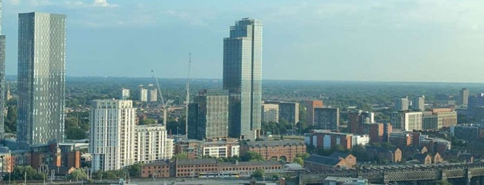20 Stories is one of Manchester bars.