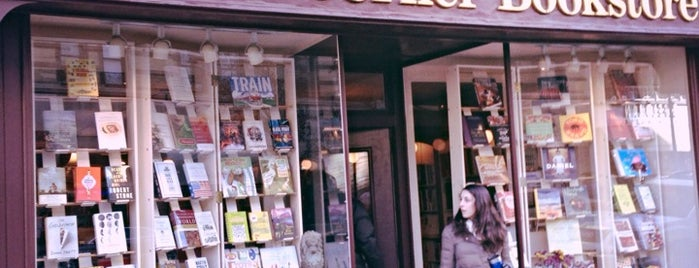 The Corner Bookstore is one of New York.