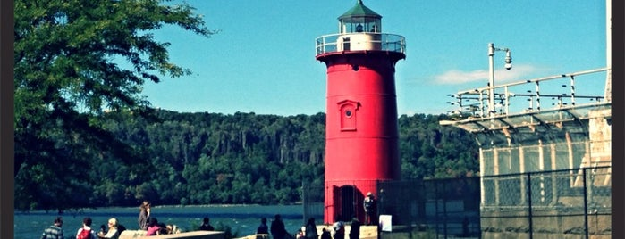 Little Red Lighthouse is one of Sites.