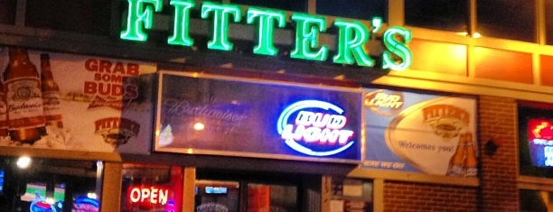 Fitter's Pub is one of Reverendさんのお気に入りスポット.