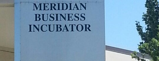 Meridian Business Incubator Space For Lease is one of Commercial Real Estate.