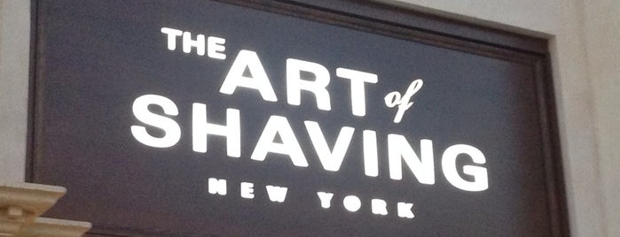 The Art of Shaving is one of Done Las Vegas.
