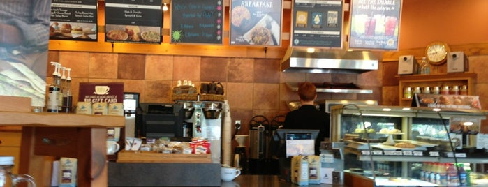 Caribou Coffee is one of more to do list.