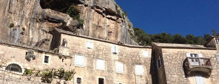 Blaca Monastery is one of Croatia.