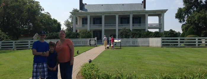 Carnton Plantation is one of Paranormal Sights.