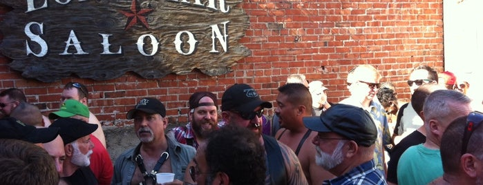 Lone Star Saloon is one of Top picks for Gay Bars.