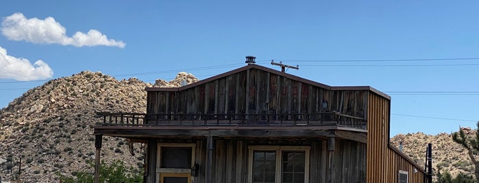 Pioneertown is one of Vacation time in the desert.