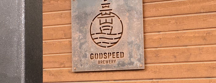 Godspeed Brewery is one of Toronto.