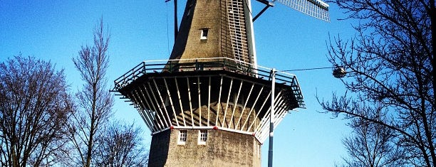 Molen De Gooyer is one of Hup Hup Holland.