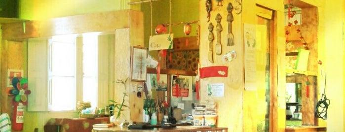 Restaurant Vegetariano Bambú is one of Ruta Vegetariana.