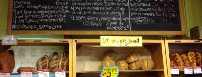 Zingerman's Bakehouse is one of Ann Arbor.