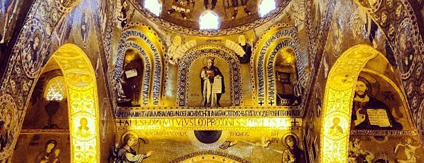 Cappella Palatina is one of Sicily.