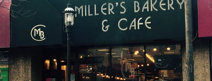 Miller's Bakery is one of Lieux qui ont plu à Lisa.