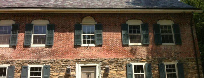 Gomez Mill House is one of Northeast Things to Do.